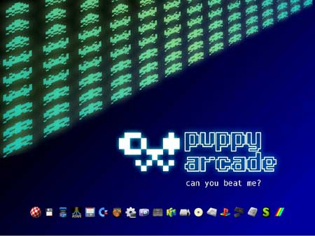 Puppy Arcade Screenshot
